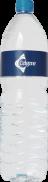 Große PET Flaschen / 1,5 l Mineralwasser