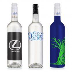 alzola glas wasserflasche
