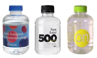 250 ml Werbe Wasserflasche