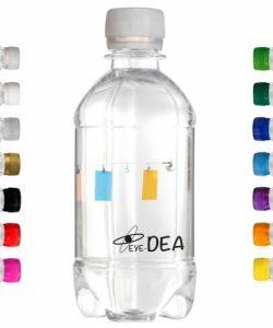 330 ml Wasser transparente Folien Label