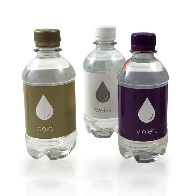 330 ml Messe Wasser