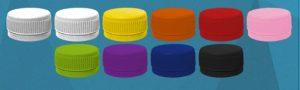 Verschlussfarben Designflasche