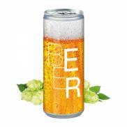 Bier / 250 ml Dose