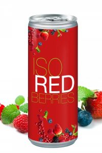 Isotonischer Drink Redberry