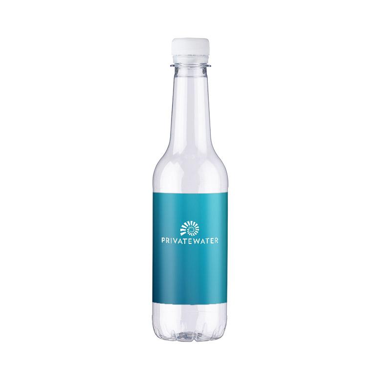 personalisierte Longneck Wasserflasche